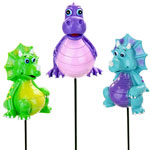 Dinosaur Garden Stakes (Set of 6)