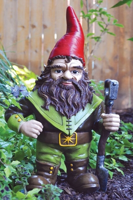 Woodland Big Digg Gnome - Click to enlarge