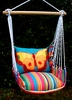 Le Jardin Blue Butterfly Hammock Chair Swing Set
