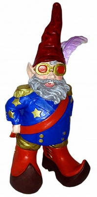 Elfin Jon Gnome - Click to enlarge