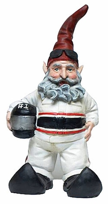 Speed Racer Gnome - Click to enlarge