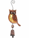 Owl Bell Adornment