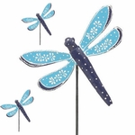 Blue Dragonfly Picks (Set of 6)