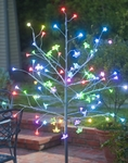 Color Changing LED Tree