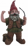 Fishing Lawn Gnome