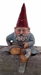 "13"" Grimmbel Shelf Sitter Gnome"