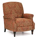 2511-1614-21 Lane Chloe recliner in standard and up grade fabrics