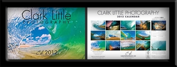 2013 Clark Little Photography 16 Month Calendar
