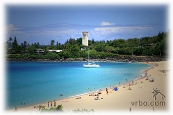Vacation Rental at Sharks Cove, Waimea Bay, North Shore, Oahu Hawaii
