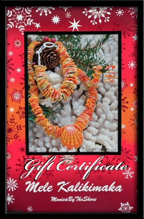 $500 Holiday Gift Certificate