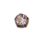 CUBIC ZIRCONIA STUDS REGULAR PACKAGE OF 12 PAIRS