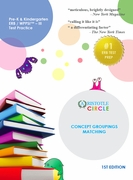 Concept Groupings and Matching Activities (ERB/WPPSI™-III)<br>Ages 3 - 7