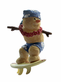 Sandman Surfing Ornament