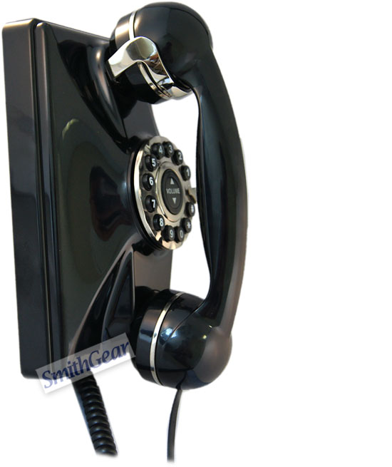 Antique Wall Phone Replica 1930 Retro Replica Wall Phone