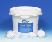 "25 Pounds - 3"" Chlorine Tablets"