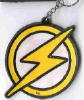 Justice League: Flash Logo Keychain