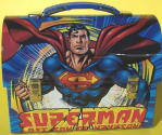 Superman 'Last Son' Dome Tin Lunchbox