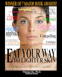 Eat Your Way to Lighter Skin (USA Patented Method)