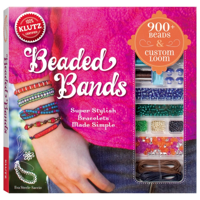 Beaded Bands Bracelet Kit Jewelry Kits For Teens At