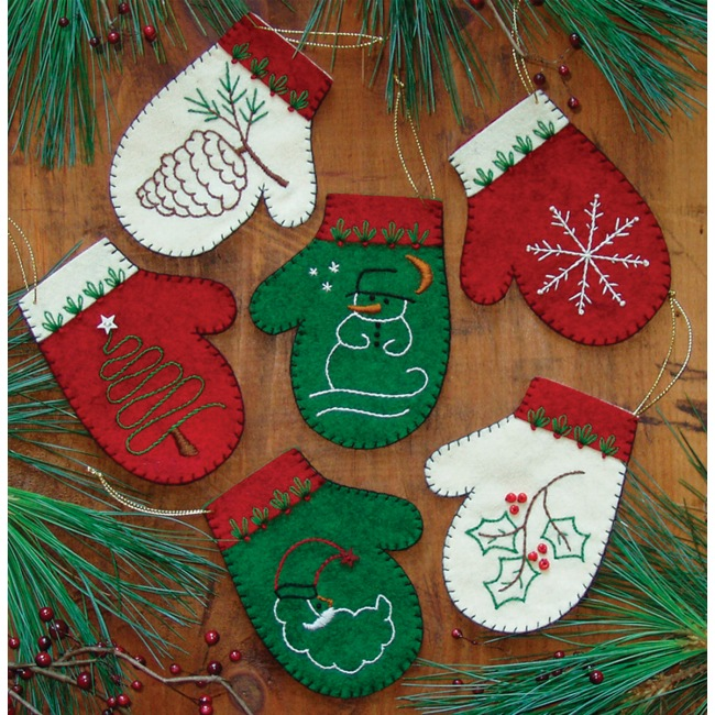 Christmas Latch Hook Kits
