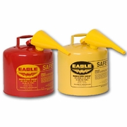 Eagle Steel Safety Cans