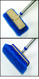 Star Brite Medium Premium Wash Brush Blue 40162