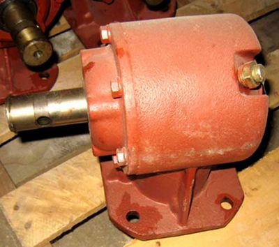 REPLACEMENT NEW GEARBOX FOR 4, 5 & 6 FOOT STANDARD HOWSE ROTARY CUTTER WITH 12 SPLINES