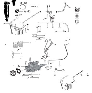 Mahindra 4530 Fuel Filter on mahindra 4025 tractor wiring diagram