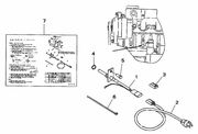 BLOCK HEATER KIT FOR 2015 MAHINDRA TRACTOR 31A9003100, 31A9003200, 31A9003300, 00511070070, F315001600, MF241252 & 19670051000