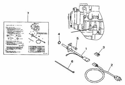 BLOCK HEATER KIT FOR 2015 MAHINDRA TRACTOR