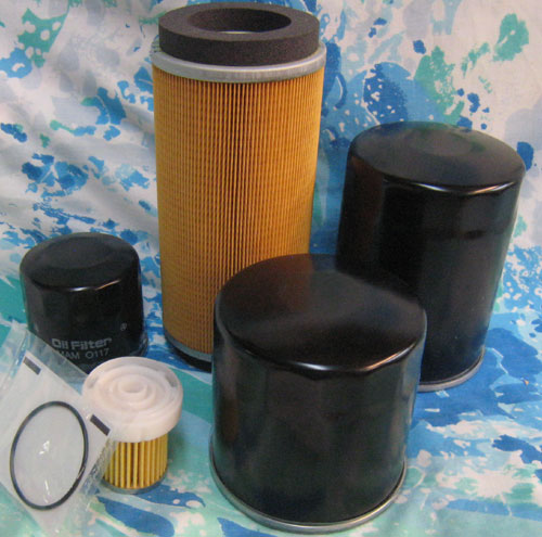Discount Service Filter Pack For Max 28 Xl Hydrostatic