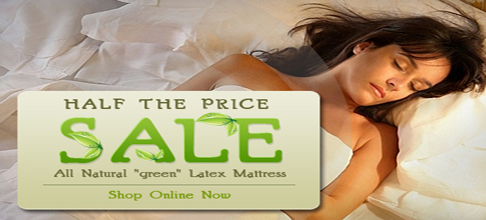 Latex Mattresses-All Natural & Talalay Latex Bed