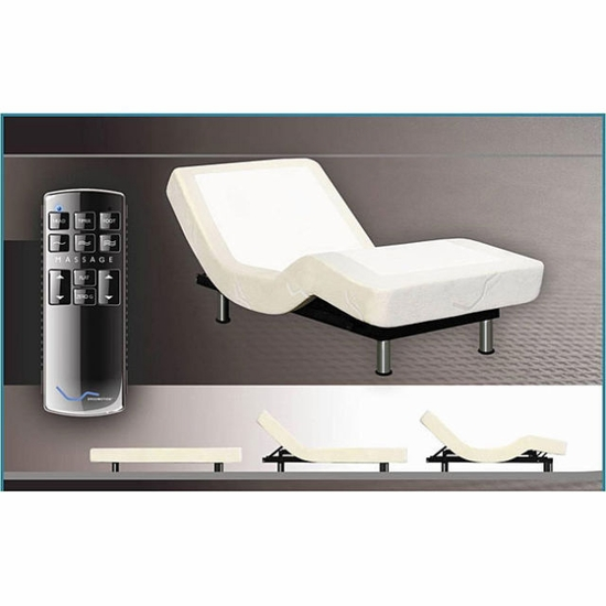 Twin Xl Ergomotion E 600 Adjustable Bed Base Only No