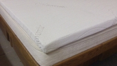 "3"" Rejuvenite Talalay Latex Mattress Topper"
