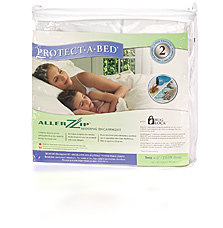 Eastern King Aller Zip Mattress Cover