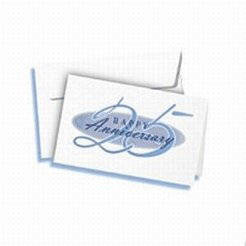 100 Budget Pack: Impreso Half Fold 8.5 x 11 Matte Laser & Inkjet Printer Greeting Card Stock & Envelopes