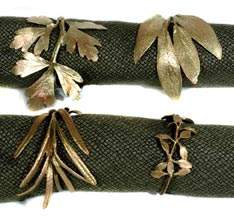 Herb Napkin Rings