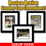 Boston Bruins 2011 Stanley Cup Champions Framed Pictures