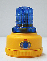 4-Function Personal Safety Light - Blue