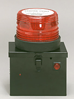 Battery Box Strobe Lights