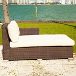 Source Outdoor Lucaya Left Arm Chaise