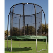 Bazoongi Kids 7.5' Trampoline with Enclosure