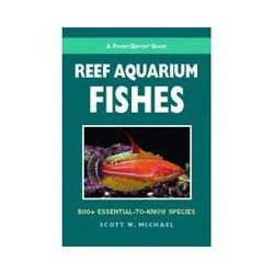 Reef Aquarium Fishes Pocket Guide (Currently Out of Stock)