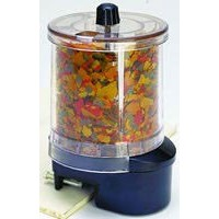 Auto Fish Feeder W/hopper