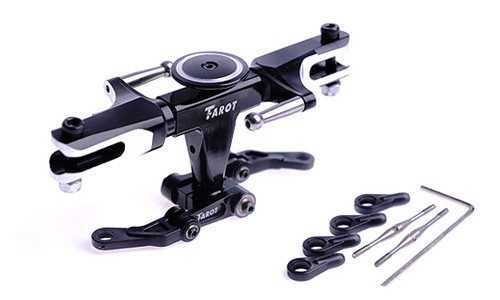 Tarot 450pro Flybarless Metal Head Rotor Set TL45110-01