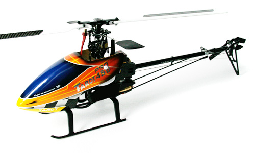Tarot 450 Pro 3D RC Helicopter Kit Barebone(Shaft Driven Edition��80% Assembled) TL20003