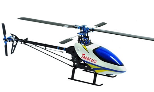 Tarot 450 V3 RC Helicopter Kit(Torque Tube Version)