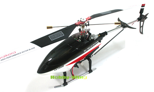 Walkera CB180D 4CH 2.4G RC Helicopter RTF W/2402D TX