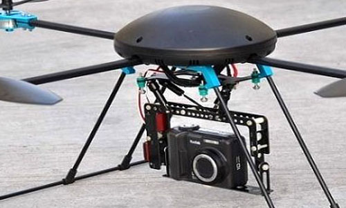 T580 Quadcopter with Camera Mount Combo