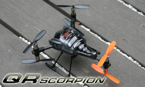 Walkera QR Scorpion Hexacopter UFO Y6 NO TX